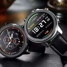 IP68 Smart Sports Watch Heart Rate Blood Pressure Oxygen Monitor Fitness Tracker