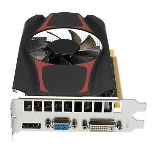 For AMD ATI Radeon HD7670 4GB DDR5 128Bit PCI-Express Video Game Graphics Card