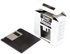 "10x 1.44mb 3.5"" floppy disk dischetti IBM-formattato mf2hd hd-mf2 Disc NUOVO OVP"