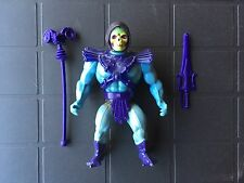 MASTERS OF THE UNIVERSE SKELETOR 1981 MATTEL TAIWAN COMPLETO