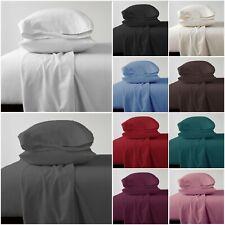 Ropa de cama jersey suave flanelita Lino ajustada de Cubierta de Edredón Fundas De Almohada cuna