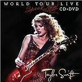 Taylor Swift - Speak Now World Tour Live New BLU-RAY