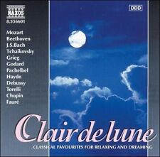 Clair de lune (CD, Jul-2000, Naxos (Distributor))