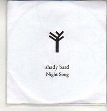 (CO153) Shady Bard,  Night Song - 2011 DJ CD