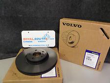 Genuine Volvo XC60 Rear Wheel Rotor Set & Pads OE OEM 31277357, 30671574