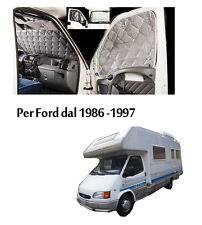 OSCURANTI TERMICI Originali 7 Strati CAMPER FORD TRANSIT DAL 1986 1997 2° serie