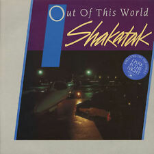 shakatak out of this world - japan cd P0CP 2033