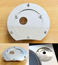 Rega RB250 300 Stainless Steel Armboard Technics SL1200 1210 MK2 1200GAE 1200G