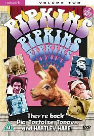 Pipkins VOLUME 2 RARE (UK RELEASE) 2 DISC DVD