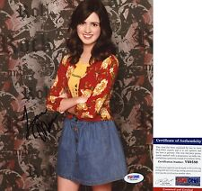 Pretty Laura Marano Signed 8x10 Austin & Ally Back to You PSA/DNA