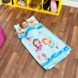 Everyday Kids Mermaid Toddler Nap Mat