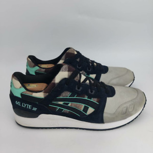 Asics Gel Lyte III- Mens- Size 13- Flannel Tongue- [H6Y0L]- Running Shoes