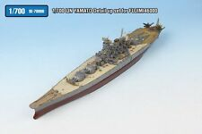 Tetra Model SE70006 1/700 IJN Batleship Yamato Detail Up Set for Fujimi 46000
