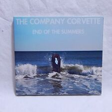 End of the Summers [Digipak] by The Company Corvette (CD, Aug-2011, CD Baby (2A)
