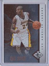 Kobe Bryant 2012-13 Limited *Base Card* NBA