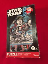 Disney Star Wars 300 Piece Puzzle Nib Luke Skywalker Empire Strikes Back