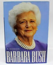 Barbara Bush: A Memoir ~ INSCRIBED BY BARBARA AND GEORGE ~ Signed Autographed