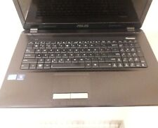 "Asus k73e 17.3"" Laptop webcam i3-2350M @ 2.30GHz 6GB RAM 500 HDD win 7 home"