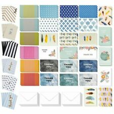 """144 Pack Thank You Cards Bulk, Thank You Notes With Envelopes All Occasion 4""""x6"""""""