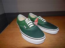 Nuevo Y En Caja Vans Skater trainersin Verde Size UK 9.5