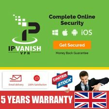 IPVANISH VPN | 5 YEARS |LIFETIME WARRANTY F!AST & F!REE D!ELIVERY ⭐️Relisted⭐️⭐️