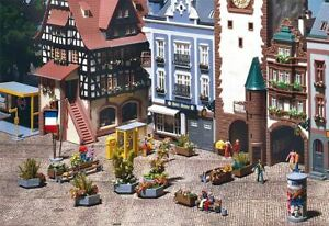 FALLER HO SCALE 1:87 TOWN ACCESSORIES | BN | 180585