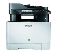 SAMSUNG Xpress SL-C1860FW Farblaser-Multifunktionsgerät Drucker, Kopierer