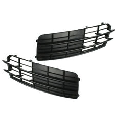 Front Bumper Fog Light Grill Covers Fit For Audi A7 2011 2012 2013 2014