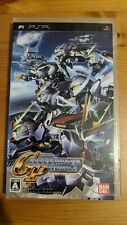 PlayStation Portable PSP Japan Import SD Gundam G Generation UK SELLER