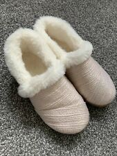 Girls Toms Slippers - Pink UK Size 11