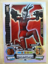 Force Attax Star Wars Serie 3 (2012),Luce (236), Force Master