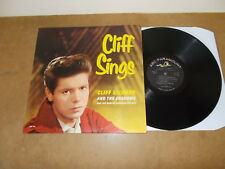 LP VINYL - CLIFF RICHARD &  SHADOWS - CLIFF SINGS - ABC 321 - MONO - USA PRESS