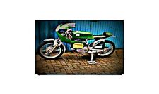 1966 Greeves Bike Motorcycle A4 Photo Poster