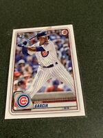2020 Bowman Base #72 Nico Hoerner RC - Chicago Cubs $1 Shipping PWE