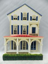 Shelia's Collectibles - Cream Stockton Row - Painted Ladies Iii Series # Lad22
