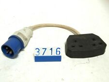 Duraplug 240v Plug to Standard Twin Socket (3716)