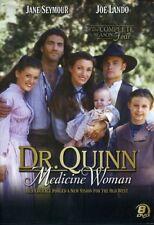 Dr Quinn Medicine Woman: The Complete Season Four [New DVD] Amaray Case, Repac