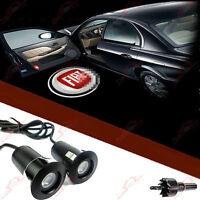 2x Für Alle FIAT Tür Shadow Laser Licht Einstiegsbeleuchtung LED Logo Projektor
