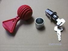 ( GÖRGEN ) 1 ALKO Steckschloß für Kugelkupplung AK 301 & AK 351 mit Safetyball 3