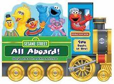 Sesame Street All Aboard! (2015, Board Book)