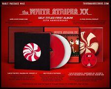 SEALED Third Man Records Vault #42 The White Stripes XX -In Original Mailer