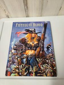 Fistful Of Blood Bisley Eastman 2002 Heavy Metal OOP