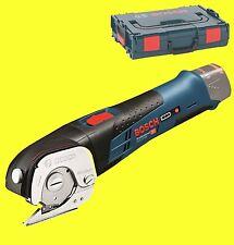 Bosch Akku-universalschere Gus 10 8 V-li solo (senza Batteria / Caricatore) in