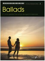 Easy Keyboard Library Ballads Learn to Play Present MUSIC BOOK Piano Keyboard