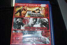 Fight 3 Movie Pack  NEU   Blu Ray Bluray