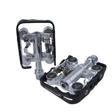 Author Fahrrad Pedale A-Sport 25 Klick Shimano SPD kompatibel 98A Industrielager