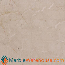 Crema Marfil Polished Floor and Wall Marble Tile