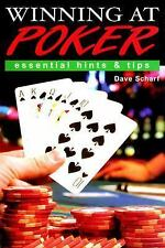 Winning at Poker by Dave Scharf (2004, Paperback / Paperback)