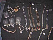 Jim Shore Heartwood Creek 18 pcs Jewelry Lot NWT