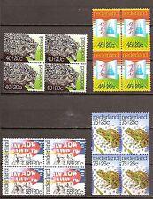 Nederland - 1976 - NVPH 1085-88  in blok van 4 - Postfris - NE044